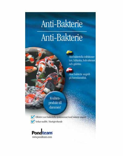 Antibakterie 250 ml