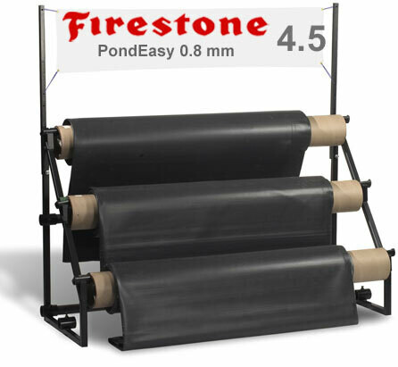 Dammduk Firestone EPDM Bredd: 4.5 m