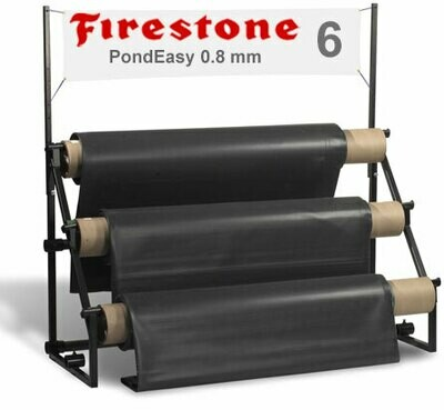 Dammduk Firestone EPDM Bredd: 6 m