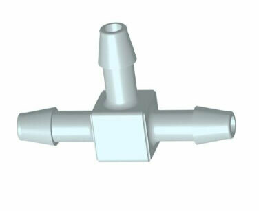 3-vägskoppling 9 mm till luftpumpar