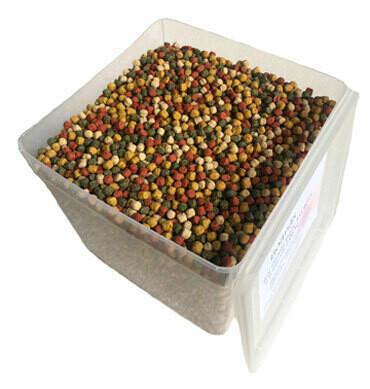 Pellets 6 mm - 5.8 liter