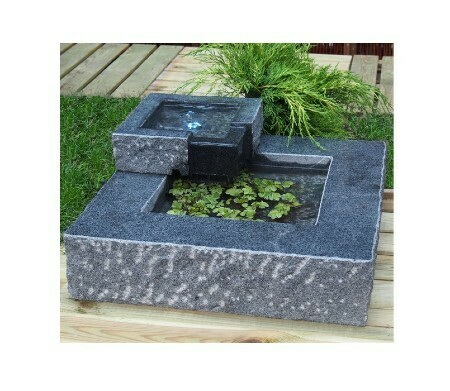 Eneberg Granitfontän