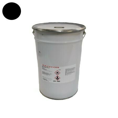 Impermax flytande gummi 2.5 kg svart