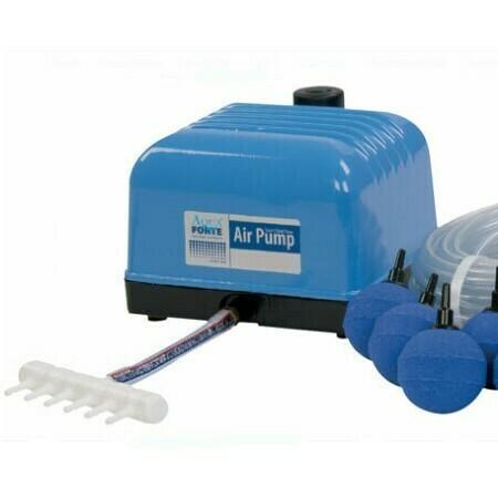 Aquaforte V-10 Set