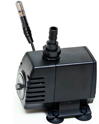 Vattenstenspump AQ 350 LED