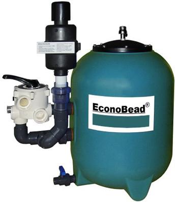 Econobead EB 60 dammfilter