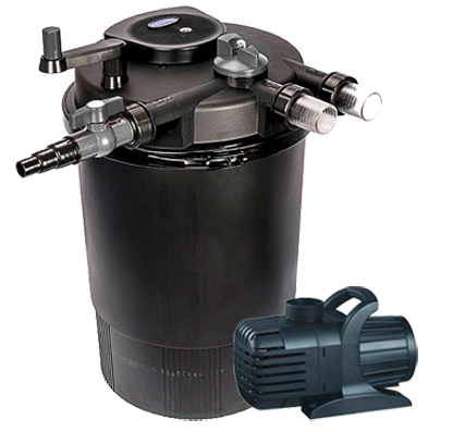 Bioclear XL 30000 filterpaket
