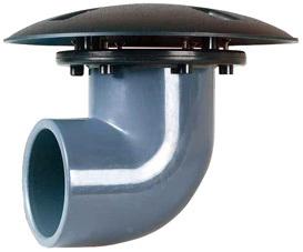 Bottenavlopp PRO 110 mm