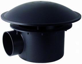 Bottenavlopp 110 mm