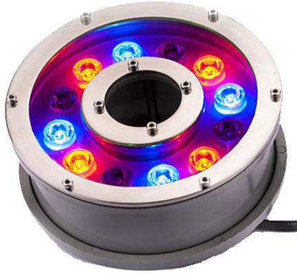 LED ring PRO färgskiftande