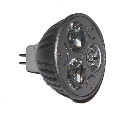 Utbyteslampa Aquaspot Power LED 3w