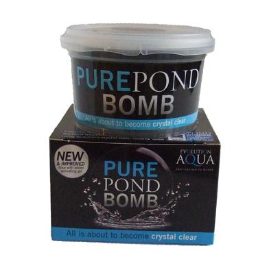 Pure Pond Bomb