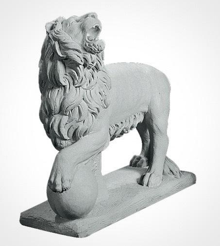 Staty Lejon Höger LÖ967H