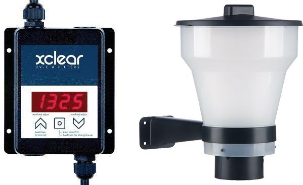 Fiskfoderautomat Xclear PRO