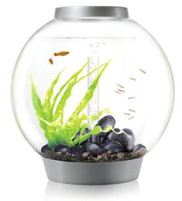 BiOrb Classic 60 LED Akvarium Silver