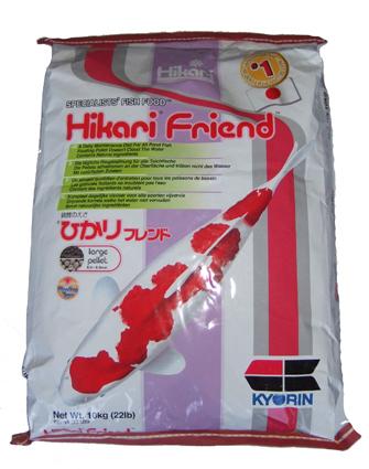 Hikari Friend 10 kg - Medium
