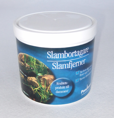 Algmedel Slamborttagare 2,5 kg