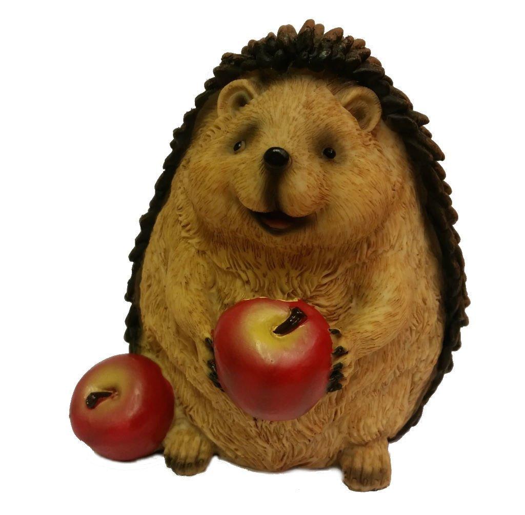 Igelkott med Äpplen