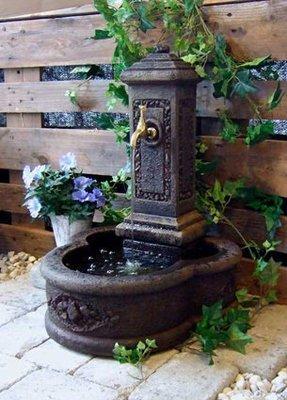 Petite Garden Fontän