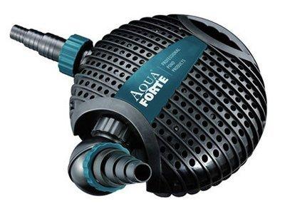 AquaForte O-18000 filterpump