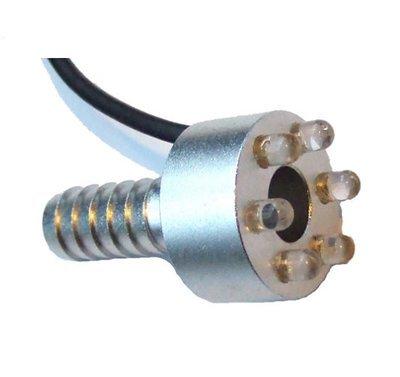 LED ring 6 dioder vit