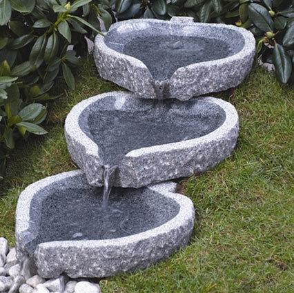 Vattenfall Blad granit