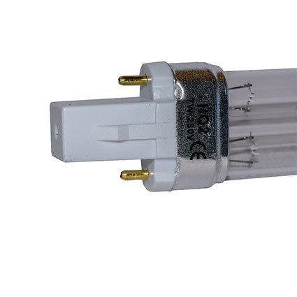 UV-C lampa 7 w. med PL-S fattning
