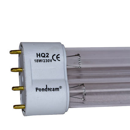 UV-C lampa 18 w med PL fattning