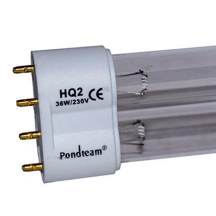 UV-C lampa 36 w med PL fattning