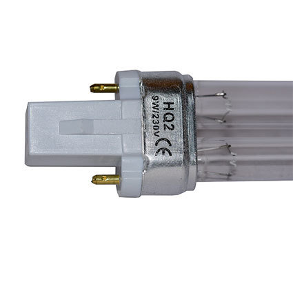UV-C lampa 9 watt med PL-S fattning