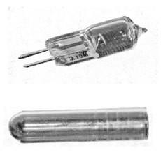 2-pack LED lampa 0.5w och skyddsglas