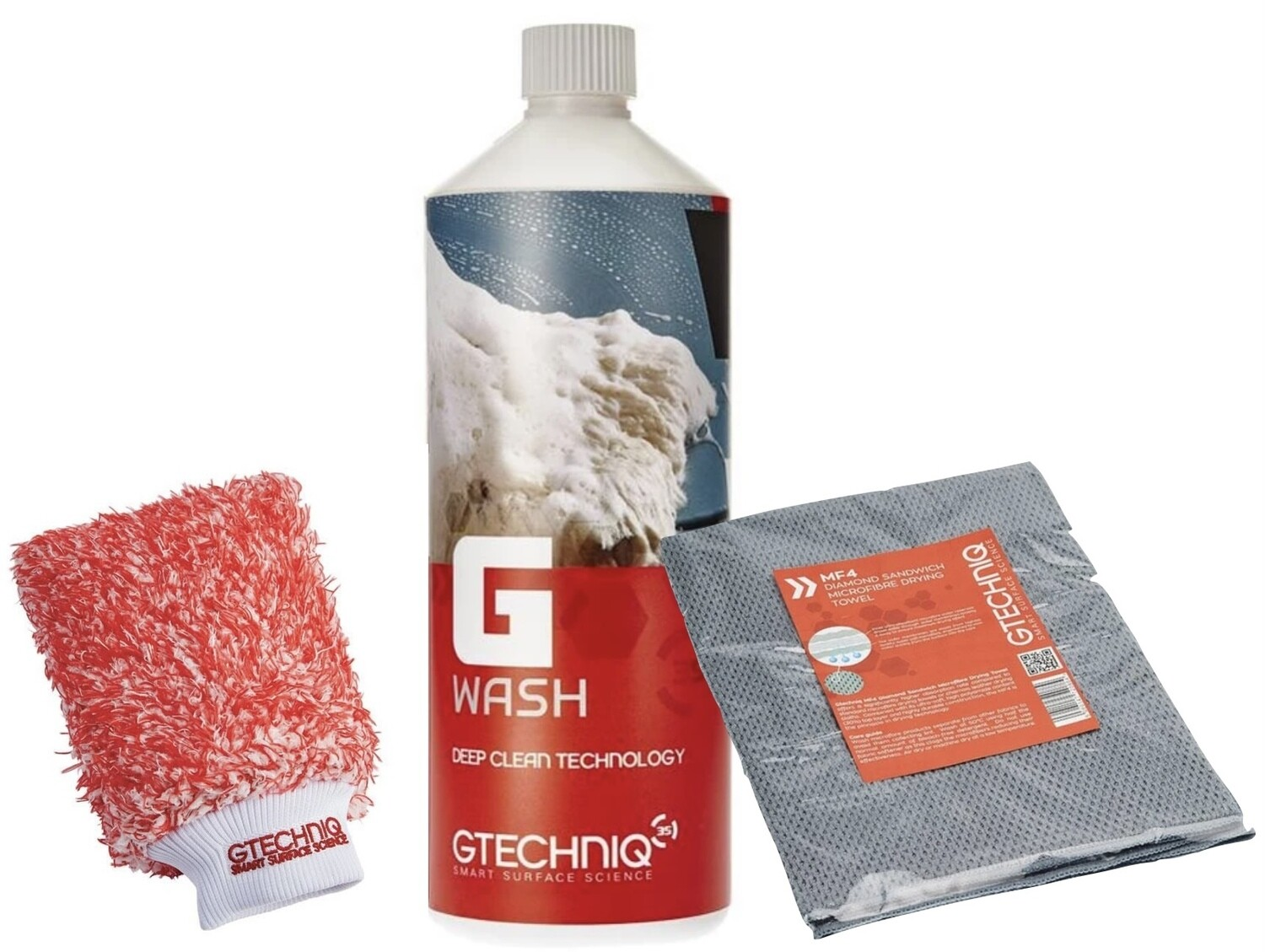 Gtechniq Wash Kit