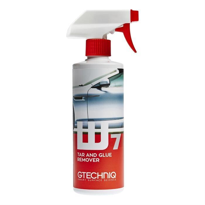 W7 TAR AND GLUE REMOVER (500ML)