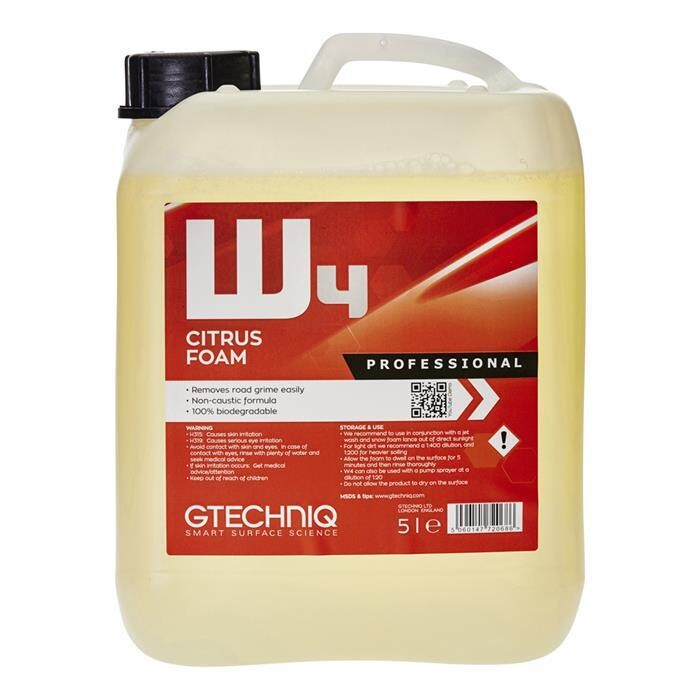 W4 CITRUS FOAM (5L)