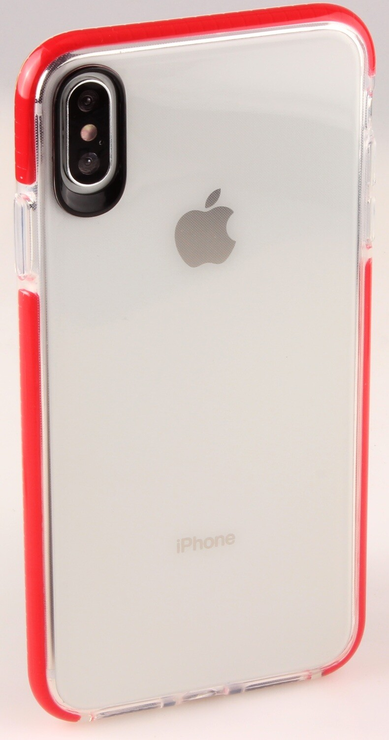 Apple iPhone XR iClear Collection Back Case