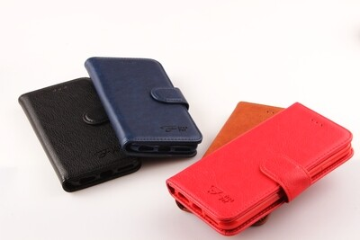 Nokia 6.2/7.2 Fashion Plain Book Case