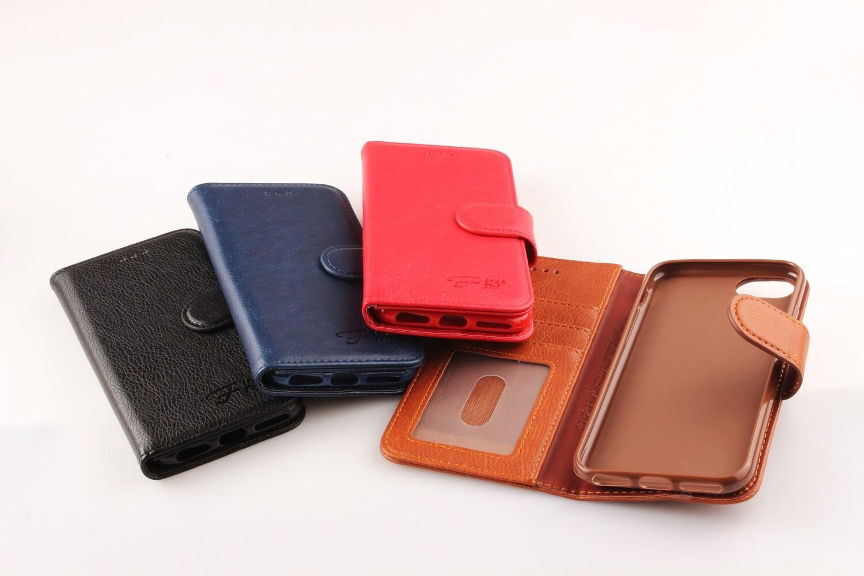 Samsung S21 Fashion Plain Book Case