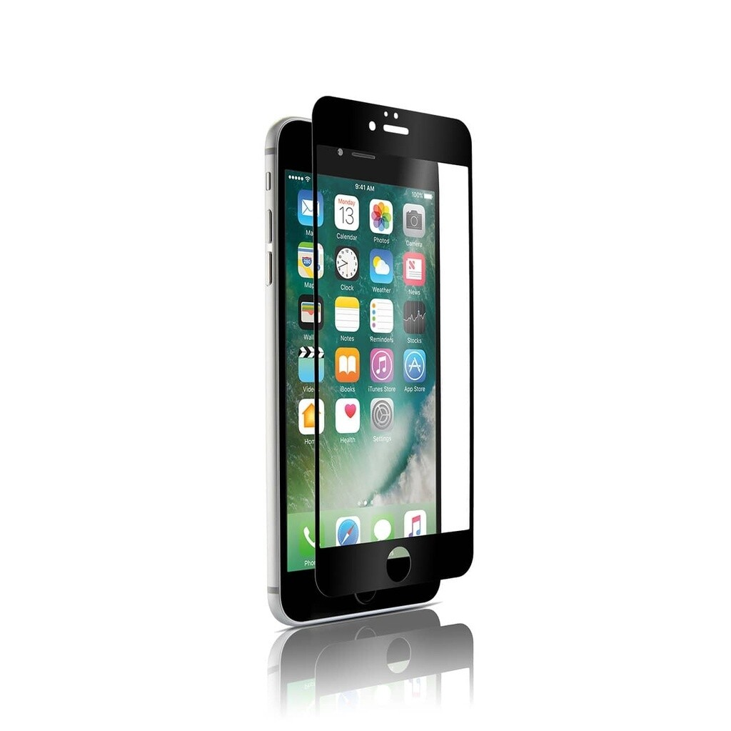 Apple iPhone 12 Pro Max (6.7 inch) Full Glue Glass Screen Protector ( 5 Pack )