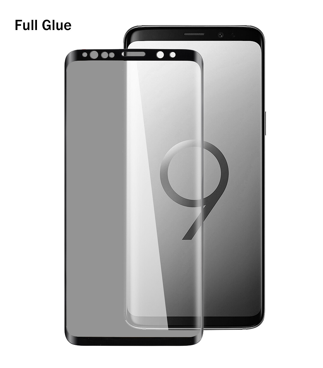 Samsung S10 3D Full Glue Glass Screen Protector ( 5 Pack )