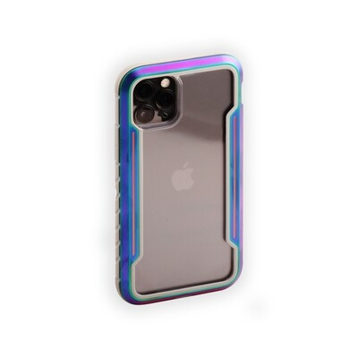 Apple iPhone 12 Pro Max (2020 6.7 inch) Iron Clear Case