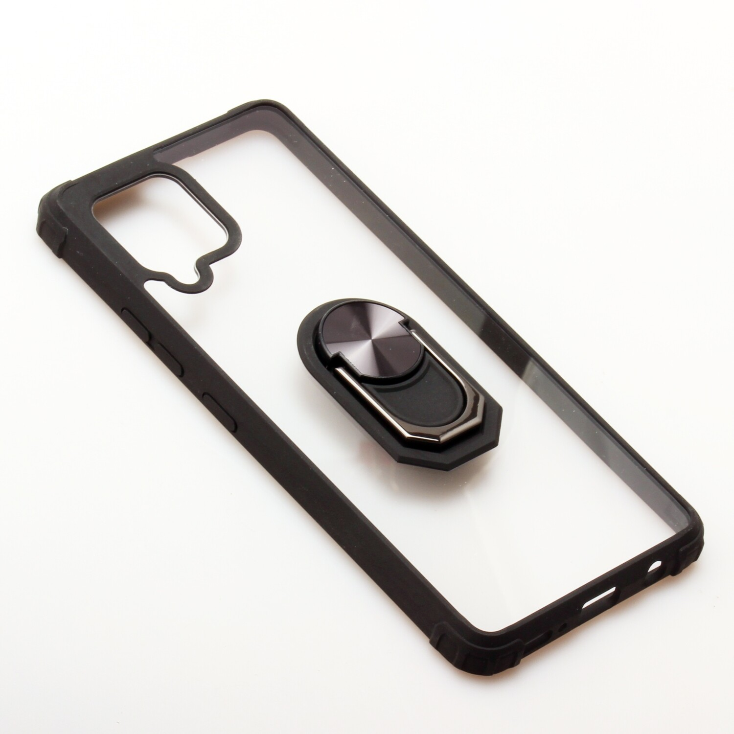 Google Pixel 4A Acrylic Case With Grip