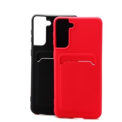Samsung S21 Plus TPU Card Slot Case