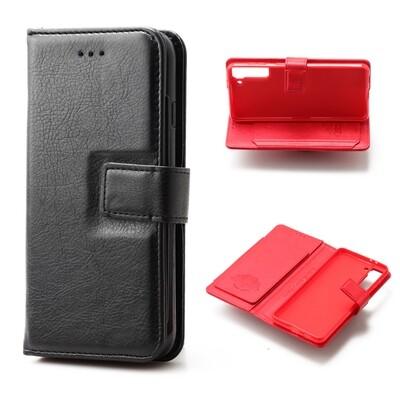 Samsung S21 Flip Wallet Case With 6 card holder