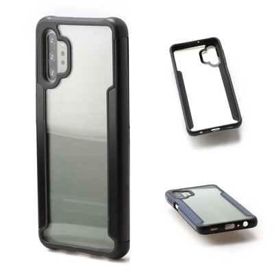 Samsung A32 5G Transparent Glass Protective Case