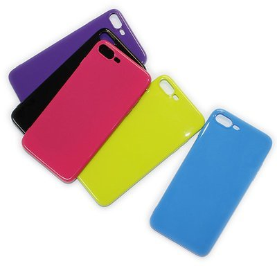 Samsung S6 Edge Plain Jelly Case