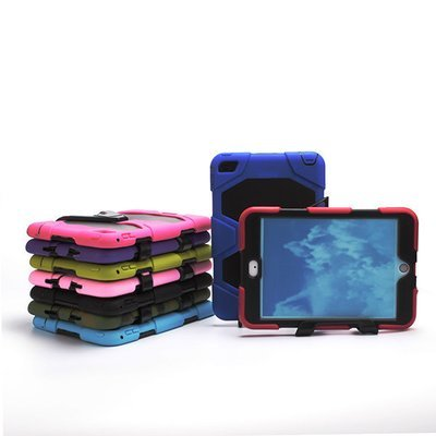 Apple iPad Air 4 Guardian Robot ShockProof Case