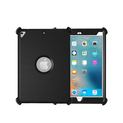 Apple iPad 2 3 4 Guardian Slim Robot ShockProof Case ( With Stand )