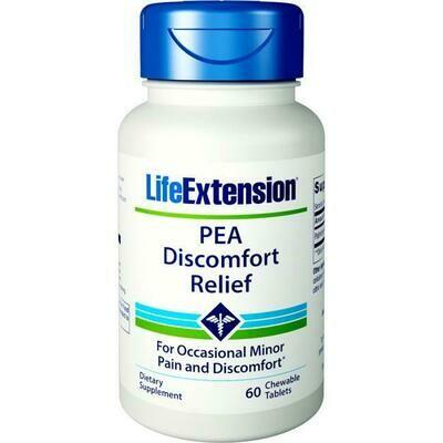 PEA Discomfort Relief