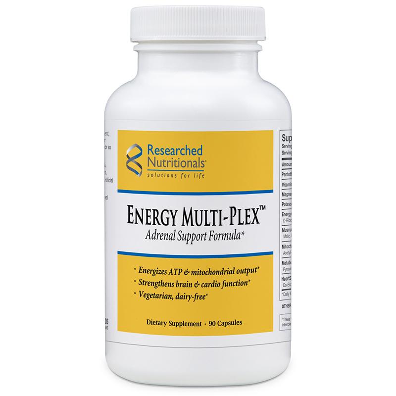 Energy Multi-Plex 90 caps