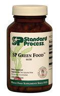 SP Green Food (150 caps)